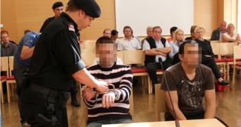Gosauer Wirtin (86) bei Einbruch erstickt - Duo vor Gericht