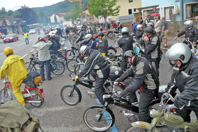 Puchjournalen  Puch Monza Grand Prix N50 Mopeds