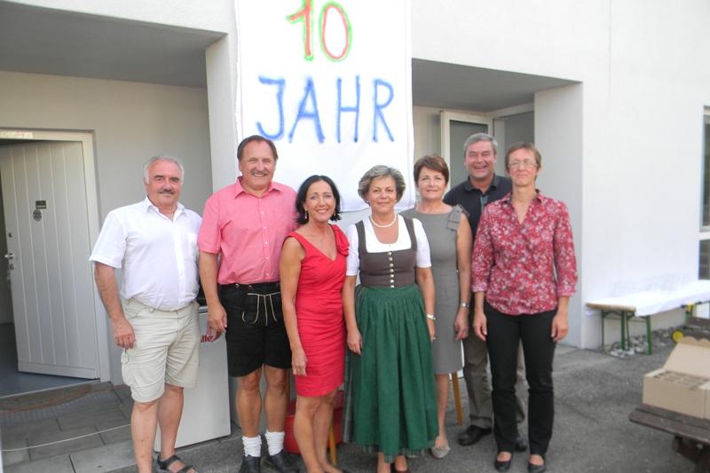 10 Jahre Betreubares Wohnen in Ohlsdorf
