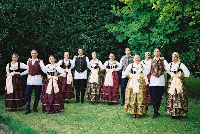 Partnerstadt Opatija zu Gast in Bad Ischl