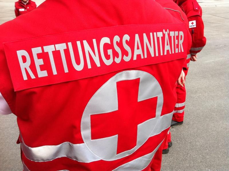 Salzkammergut: Rotes Kreuz startet mit neuer Rettungssanitäter ... | {Rettungssanitäter ausbildung 14}