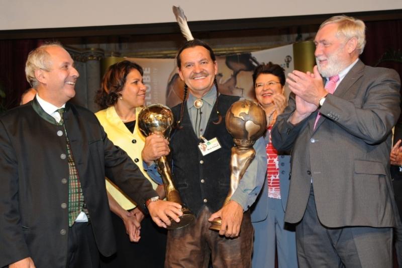 World Energy Globe Award geht an Lakota Solar Enterprise