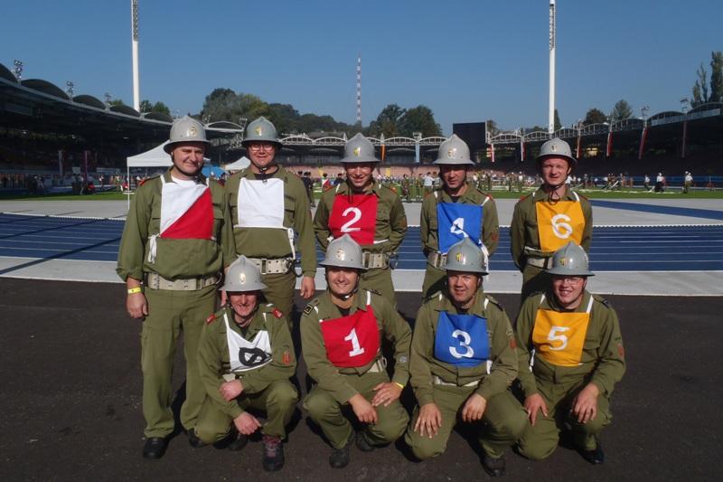 Erfolgreiche Teilnahme am 11. Bundesfeuerwehrleistungsbewerb in Linz