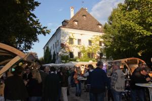 Almtaler Gastronomen verwöhnten die Besucher beim Wirte-Genussmarkt