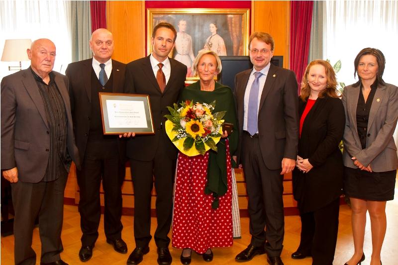 Bad Ischler Auszeichnung für einen Großen der Opernbühnen