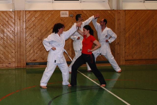 Neuer Karate-Anfängerkurs startet in Gmunden