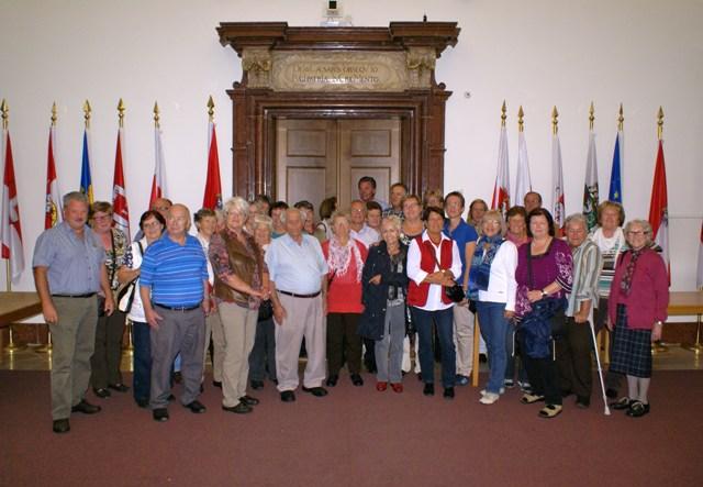 Pensionistenverband Ebensee in Linz