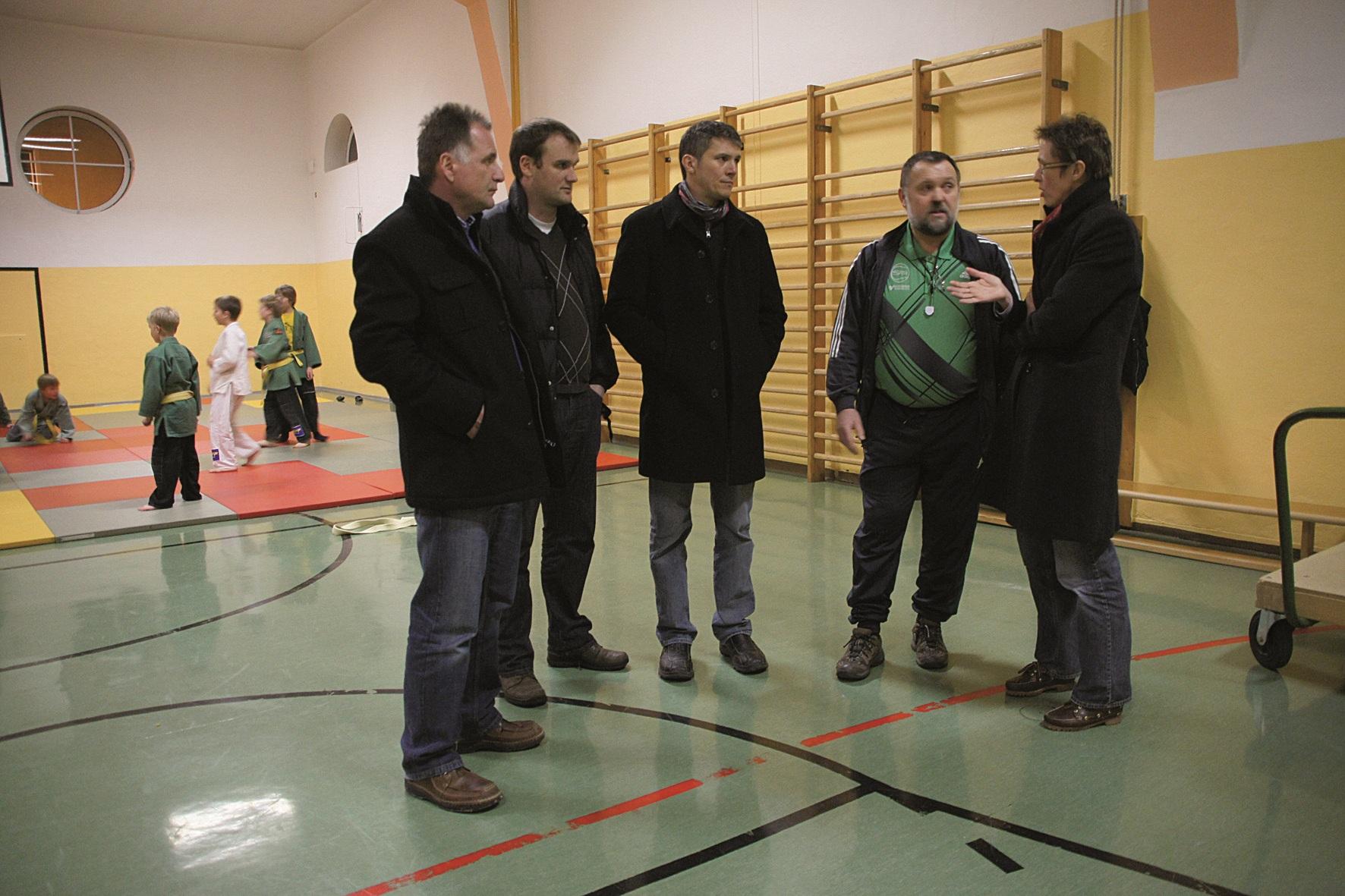 Ebenseer Gemeinderat beschließt Turnsaalsanierung