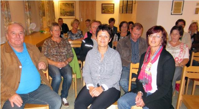 Stammtisch für pflegende Angehörige in Frankenburg