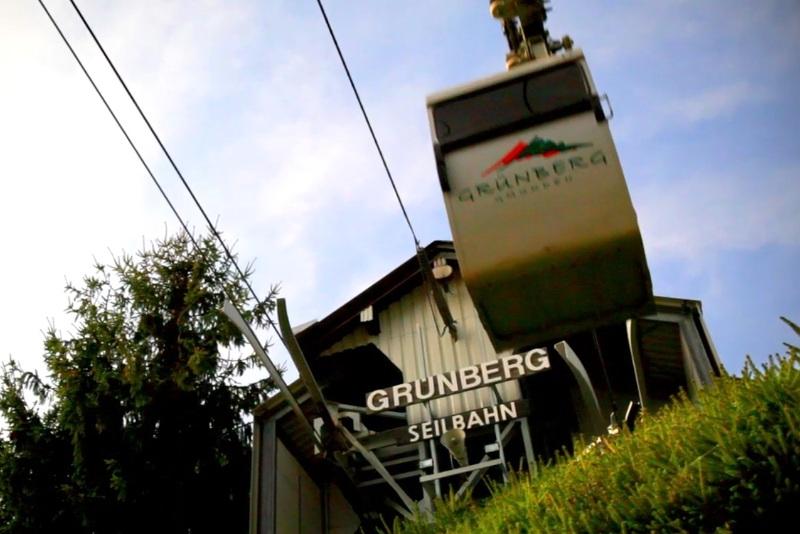 Positiver Baubescheid für die neue Grünbergseilbahn