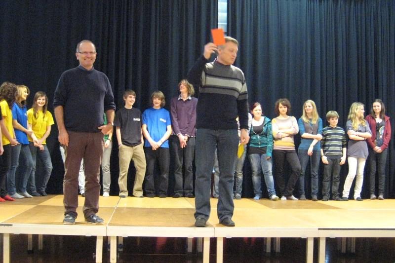Landesschulrat verbietet Schülern und Lehrern Theater-Aktionstag