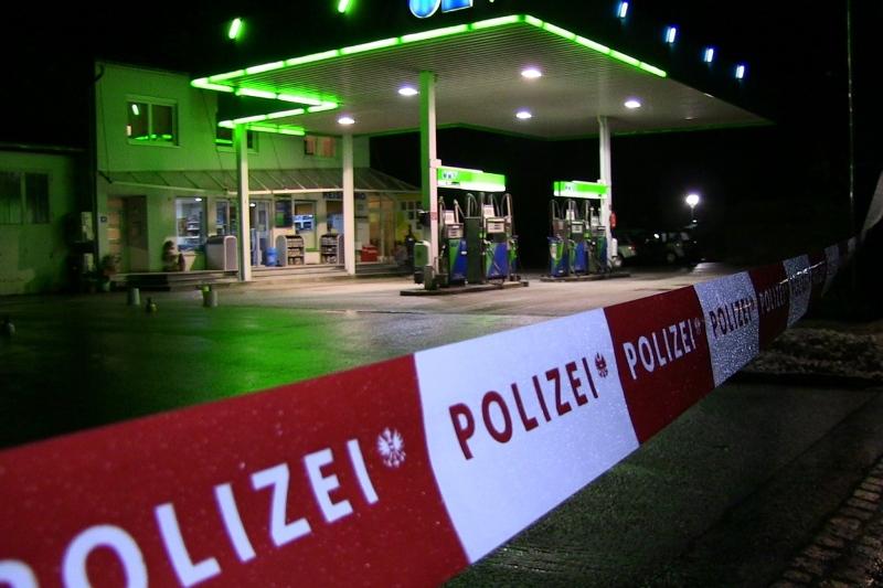 ÖMV Tankstelle in Ottnang überfallen