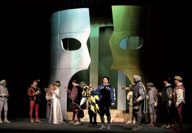 Giuseppe Verdis Oper Rigoletto im Stadtsaal Vöcklabruck