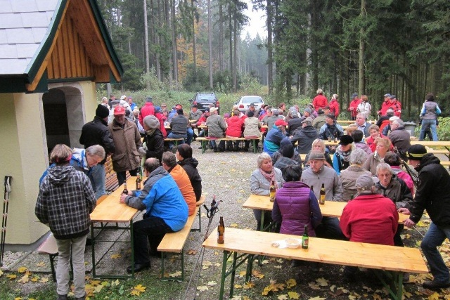 Pöndorf: Fit mach mit bei Sternenwanderung