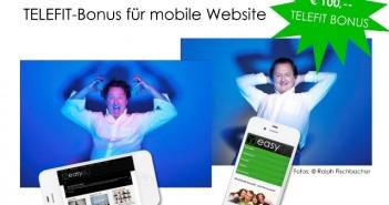 Gmundner Startup bei der Telefit-Show 2012 der WKO