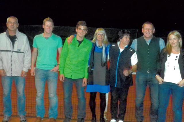 1. Tennisclub Ebensee kürt seine Vereinsmeister