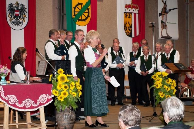 Wohlklingender Liederabend der Sängerrunde Gschwandt