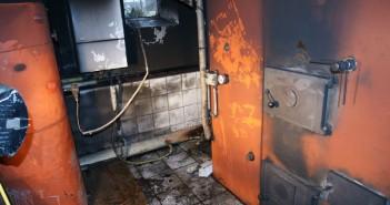 20.000 Euro Schaden bei Heizhausbrand