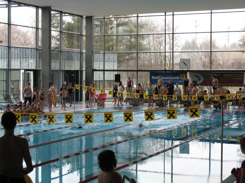 Bezirksmeisterschaften im Schwimmen