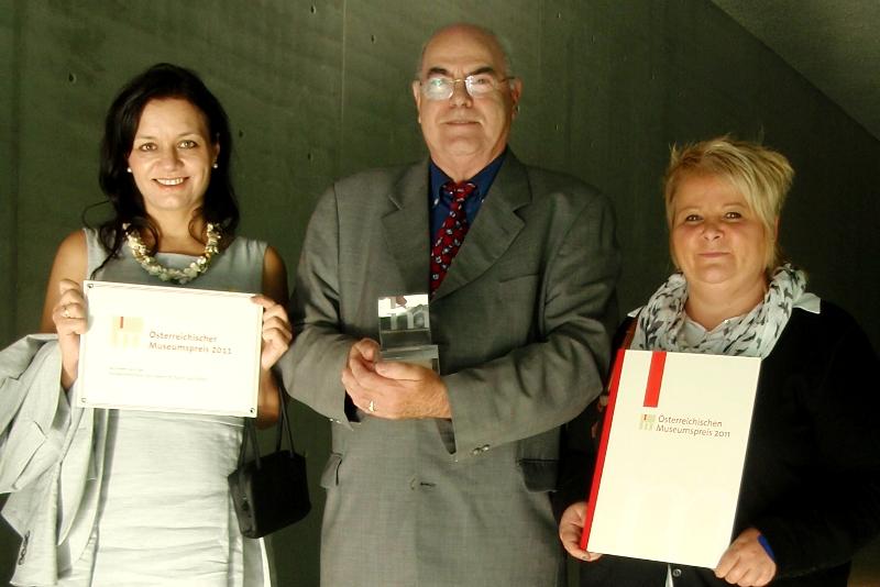 Österreichischer Mseumspreis an Papiermachermuseum Steyrermühl