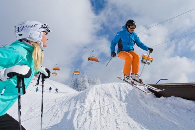 Skispaß hat ein Zuhause - die Skiregion Dachstein West im Salzkammergut