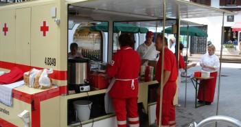Von der Gulaschkanone zur modernen Feldküche - Rotes Kreuz sucht Mitarbeiter