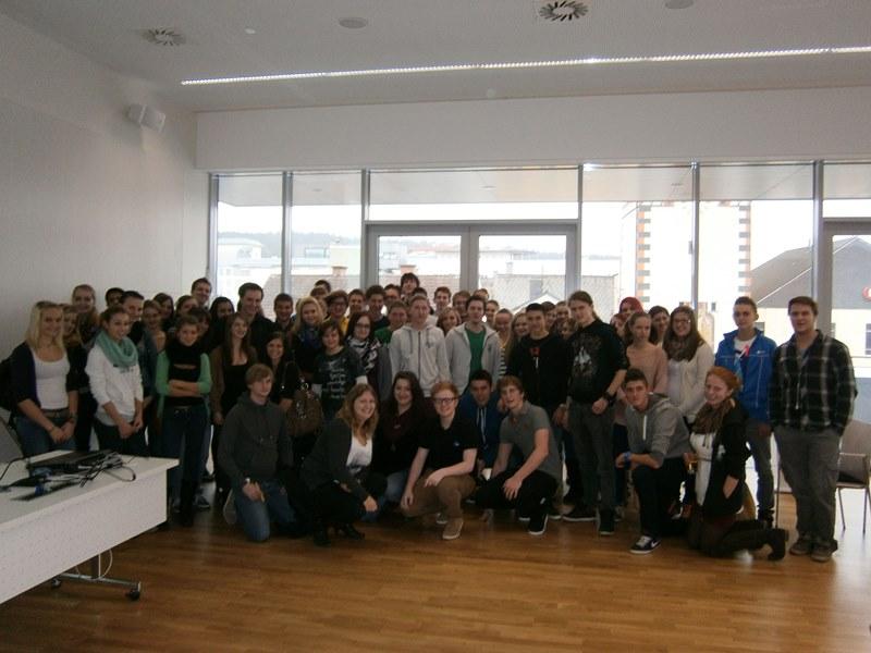 Klassensprecherkongress in Vöcklabruck