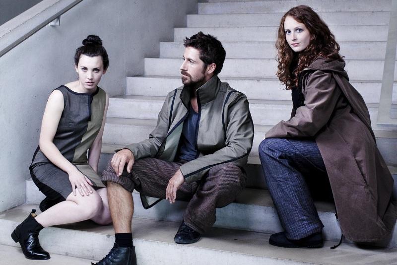 Schüler der Modeschule Ebensee zu Gast im LENTOS Kunstmuseum Linz
