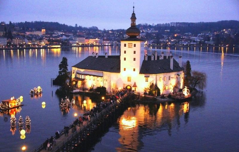 Traunsee Schlösser Advent 2012 öffnet ab 23.11. seine Pforten | Foto: Peter Sommer