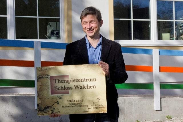 Therapie im Schloss Walchen