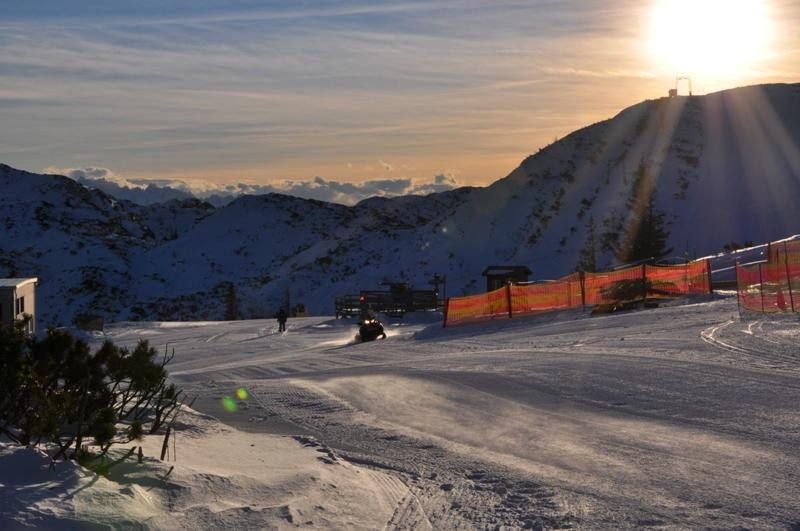 Feuerkogel rüstet sich für die Wintersaison 2012/2013