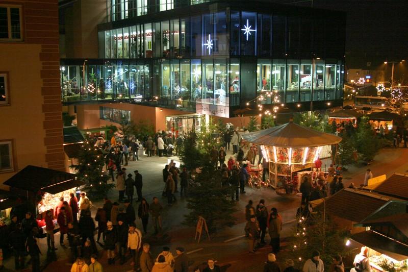Laakirchner Stadtadvent – ein Weihnachtsmarkt, so wie er sein sollte