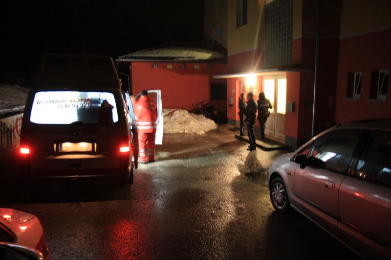 Verletzte nach Schlägereien in Asylwerberheimen in Ampflwang und Thalham