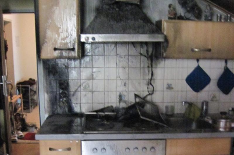 Ebensee: Buslenker löschte Küchenbrand