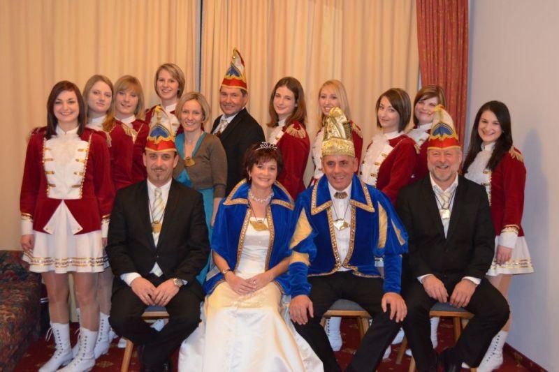Jubiläum des traditionellen Faschings in Traunkirchen