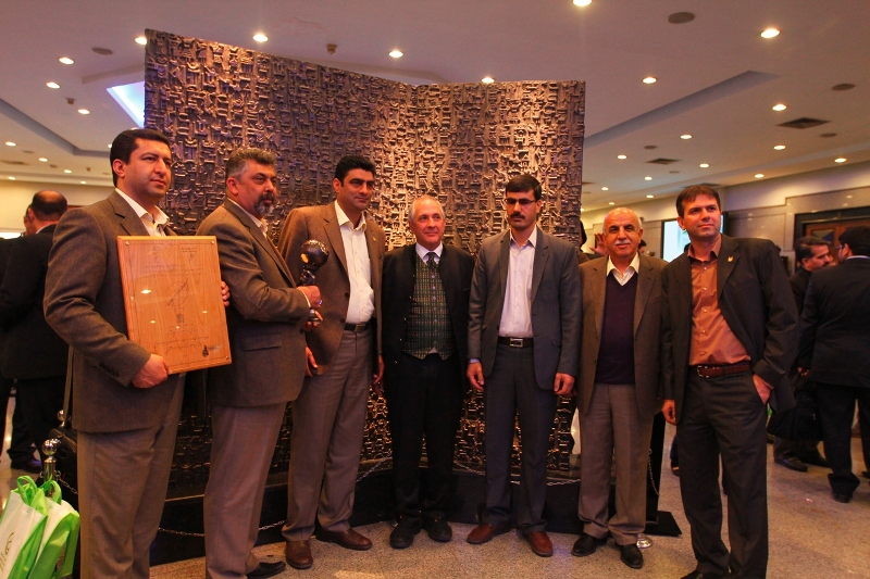Energy Globe Iran 2013 in Teheran verliehen