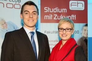 Traunkirchnerin, Ebenseer und Altmünsterer räumen beim 10-jährigen Jubiläum des Innovation Awards FH Wels ab