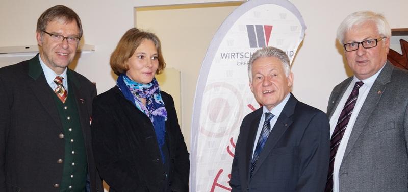 Beate Weilguni ist neue Wirtschaftsbundobfrau in Ebensee