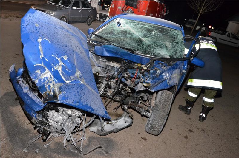 Frankenmarkt: bei Unfall lebensgefährlich verletzt | Foto: Wolfgang Spitzbart
