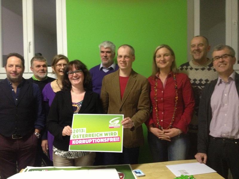 Stefan Hindinger ist Grüne Spitzenkandidat im Wahlkreis Hausruckviertel