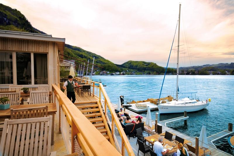 Seehotel Das Traunsee ist jüngstes Mitglied der Kooperation der Genießerhotel & -restaurants