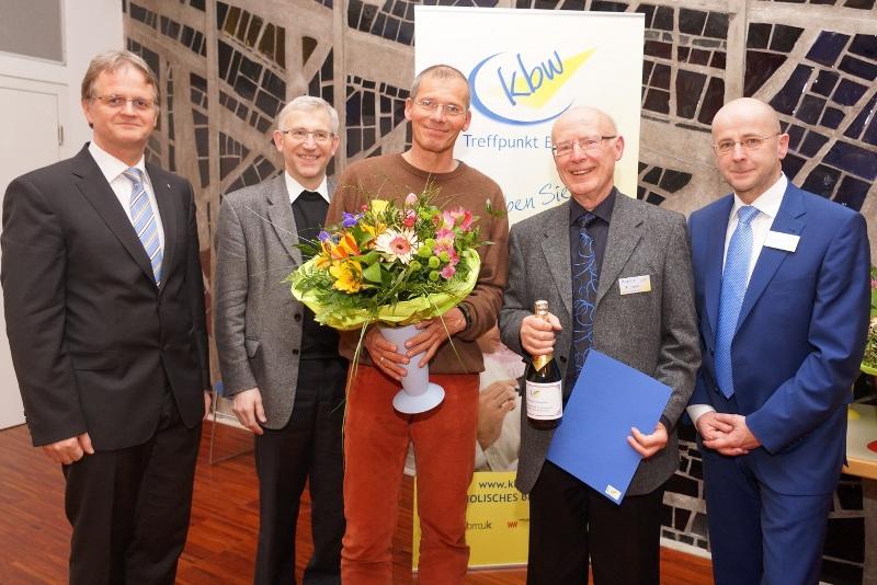 Innovationspreis für Theophilus des KBW Traunsee