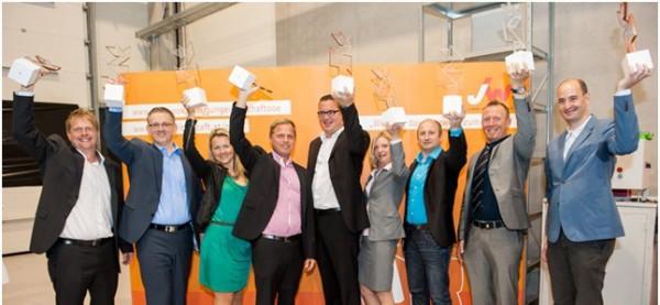 Jungunternehmerpreis geht gleich zwei Mal in den Bezirk Vöcklabruck