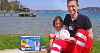 Bub in Vöcklamarkt fast ertrunken - Rotes Kreuz hat Schutzsystem gegen Badeunfälle