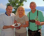 Kulinarisches Summer Opening am Attersee