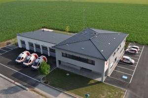 Rotes Kreuz Attnang-Puchheim bezieht neuen Stützpunkt