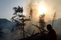 Erhöhte Waldbrandgefahr im Salzkammergut