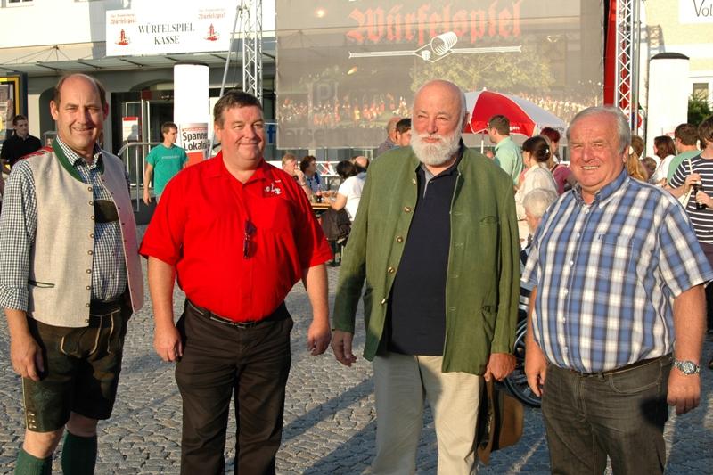 16.000 Besucher beim Frankenburger Würfelspiel