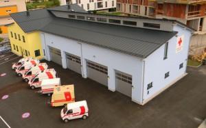 Ebensee: Rotes Kreuz eröffnet neue Dienststelle