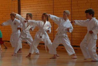 Karate Anfänger- und Kinderkurs in Gmunden